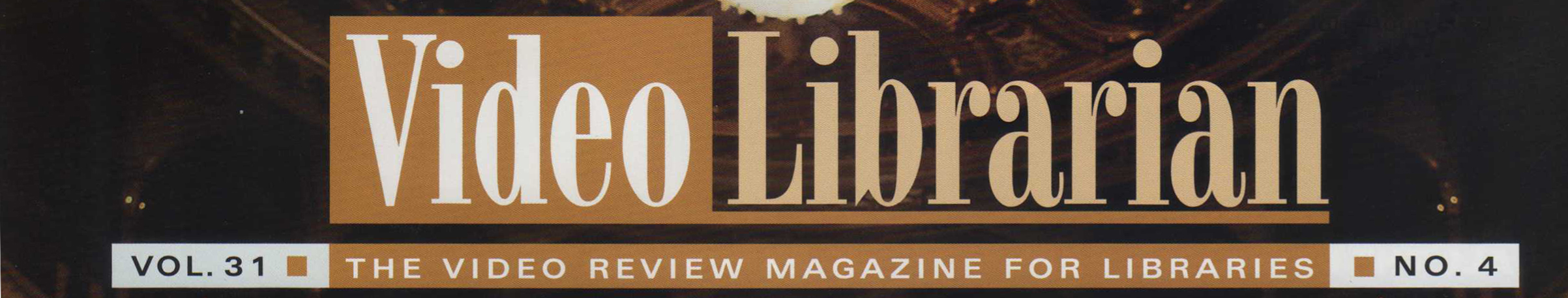 VideoLibrarianCover